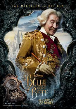 photo 35/37 - affiche de La Belle et la Bête - La Belle et la Bête - © Walt Disney Studios Motion Pictures
