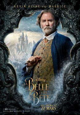 photo 36/37 - affiche de La Belle et la Bête - La Belle et la Bête - © Walt Disney Studios Motion Pictures