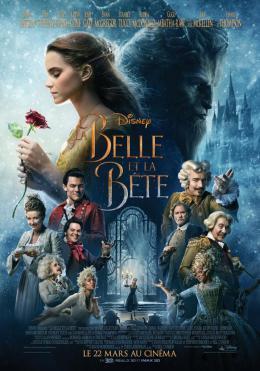 photo 23/37 - affiche de La Belle et la Bête - La Belle et la Bête - © Walt Disney Studios Motion Pictures