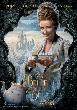 photo 37/37 - affiche de La Belle et la Bête - La Belle et la Bête - © Walt Disney Studios Motion Pictures