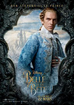 photo 28/37 - affiche de La Belle et la Bête - La Belle et la Bête - © Walt Disney Studios Motion Pictures
