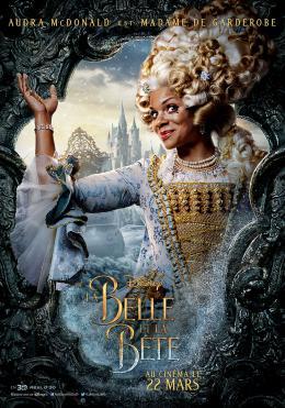 photo 30/37 - affiche de La Belle et la Bête - La Belle et la Bête - © Walt Disney Studios Motion Pictures