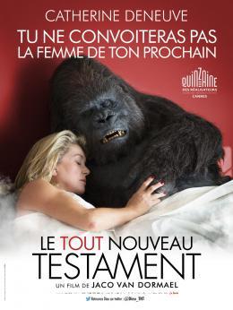 photo 18/21 - Le Tout Nouveau Testament - © Le Pacte