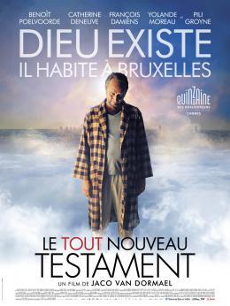 photo 21/21 - Le Tout Nouveau Testament - © Le Pacte