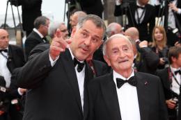 Luc Jacquet Tapis de Clôture - Cannes 2015 photo 2 sur 11