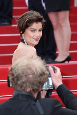 Laetitia Casta Tapis de Cl�ture - Cannes 2015 photo 4 sur 90