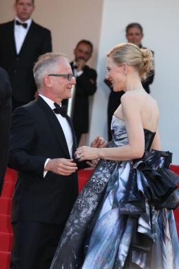photo 29/42 - Cate Blanchett - Tapis Carol - Carol - © Isabelle Vautier pour Commeaucinema.com