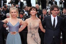 Sophie Marceau Cannes 2015 - Tapis de Clôture photo 10 sur 272