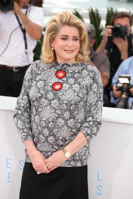 Catherine Deneuve La Tête Haute - Cannes 2015 photo 5 sur 289