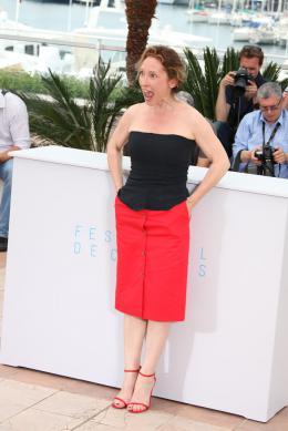 photo 68/107 - La Tête Haute - Cannes 2015 - Emmanuelle Bercot - © Isabelle Vautier pour Commeaucinema.com