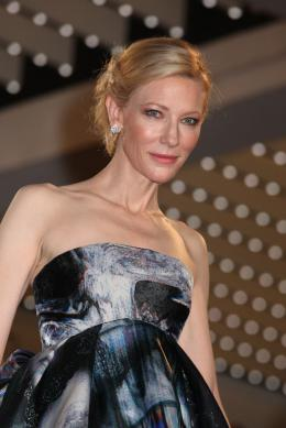 photo 38/42 - Cate Blanchett - Tapis Carol - Carol - © Isabelle Vautier pour Commeaucinema.com