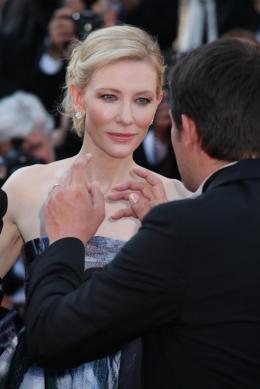 photo 25/42 - Cate Blanchett - Tapis Carol - Carol - © Isabelle Vautier pour Commeaucinema.com