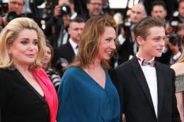 photo 74/107 - La Tête Haute - Cannes 2015 - Emmanuelle Bercot - © Isabelle Vautier pour Commeaucinema.com