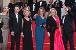 photo 75/107 - La Tête Haute - Cannes 2015 - Emmanuelle Bercot - © Isabelle Vautier pour Commeaucinema.com