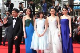 Hirokazu Koreeda Notre petite soeur - Cannes 2015 photo 3 sur 8