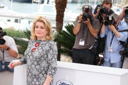 Catherine Deneuve La Tête Haute - Cannes 2015 photo 10 sur 289