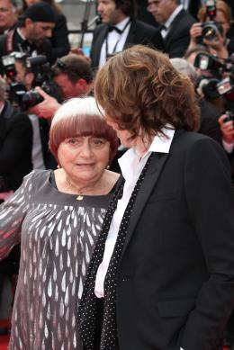 Agnès Varda Tapis de Clôture - Cannes 2015 photo 1 sur 41