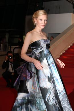 photo 37/42 - Cate Blanchett - Tapis Carol - Carol - © Isabelle Vautier pour Commeaucinema.com