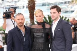 photo 87/134 - Tom Hardy, Charlize Theron, Nicholas Hoult - Photocall Mad Max : Fury Road - Mad Max : Fury Road - © Isabelle Vautier pour Commeaucinema.com