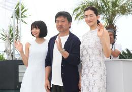 Hirokazu Koreeda Notre petite soeur - Cannes 2015 photo 2 sur 8