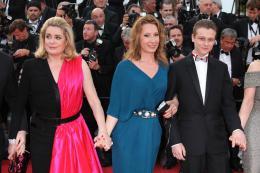 photo 72/107 - La Tête Haute - Cannes 2015 - Emmanuelle Bercot - © Isabelle Vautier pour Commeaucinema.com