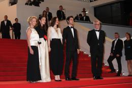 Marguerite et Julien Frédérique Bredin, Anaïs Demoustier, Valérie Donzelli, Jérémie Elkaïm, Thierry Frémaux - Cannes 2015 photo 7 sur 24