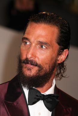 photo 16/31 - Matthew McConaughey - Cannes 2015 - Nos Souvenirs - © Isabelle Vautier pour Commeaucinema.com