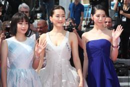 Suzu Hirose Notre petite soeur - Cannes 2015 photo 4 sur 9