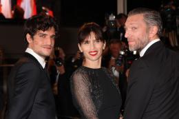 photo 63/69 - Louis Garrel, Maiwenn, Vincent Cassel - Cannes 2015 - Mon Roi - © Isabelle Vautier pour Commeaucinema.com