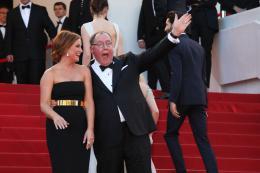 photo 59/111 - Amy Poehler, John Lasseter - Cannes 2015 - Vice-Versa - © Isabelle Vautier pour Commeaucinema.com