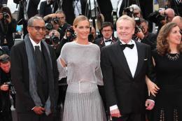 Abderrahmane Sissako Cannes 2015 - Tapis de clôture photo 3 sur 25