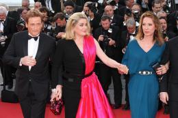 photo 70/107 - La Tête Haute - Cannes 2015 - Emmanuelle Bercot - © Isabelle Vautier pour Commeaucinema.com