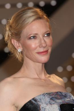 photo 27/42 - Cate Blanchett - Tapis Carol - Carol - © Isabelle Vautier pour Commeaucinema.com