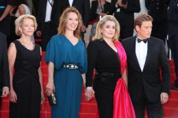 photo 76/107 - La Tête Haute - Cannes 2015 - Emmanuelle Bercot - © Isabelle Vautier pour Commeaucinema.com