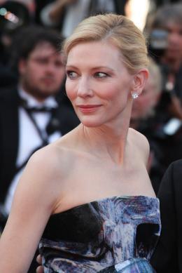 photo 32/42 - Cate Blanchett - Tapis Carol - Carol - © Isabelle Vautier pour Commeaucinema.com