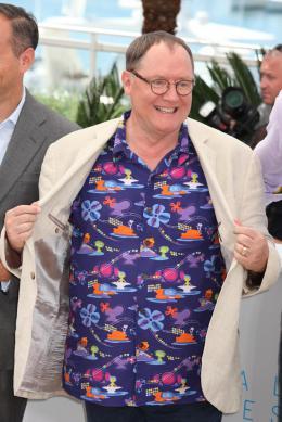 photo 79/111 - John Lasseter - Cannes 2015 - Vice-Versa - © Isabelle Vautier pour Commeaucinema.com