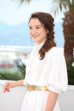 photo 16/24 - Ana�s Demoustier - Cannes 2015 - Marguerite et Julien - © Isabelle Vautier pour Commeaucinema.com
