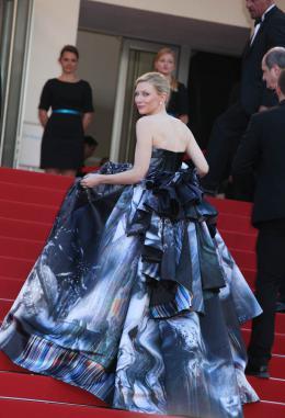 photo 28/42 - Cate Blanchett - Tapis Carol - Carol - © Isabelle Vautier pour Commeaucinema.com