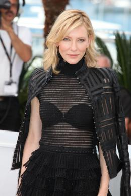 photo 14/42 - Cate Blanchett - Photocall Carol - Carol - © Isabelle Vautier pour Commeaucinema.com