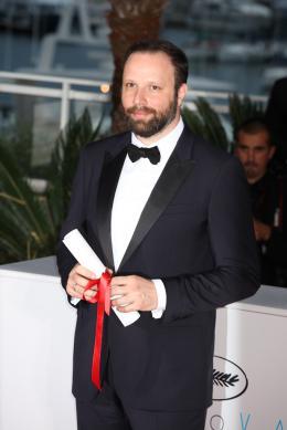 Yorgos Lanthimos Cannes 2015 - Photocall des Lauréats photo 10 sur 15