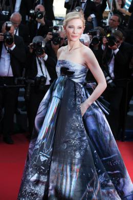 photo 30/42 - Cate Blanchett - Tapis Carol - Carol - © Isabelle Vautier pour Commeaucinema.com