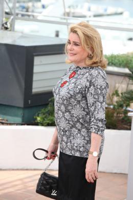 Catherine Deneuve La Tête Haute - Cannes 2015 photo 9 sur 289
