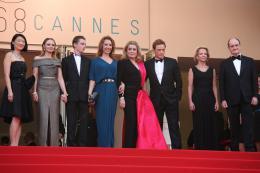 photo 73/107 - La Tête Haute - Cannes 2015 - Emmanuelle Bercot - © Isabelle Vautier pour Commeaucinema.com