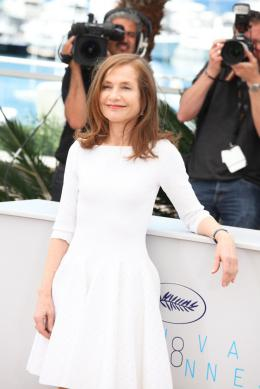 photo 19/34 - Isabelle Huppert - Cannes 2015 - Valley of Love - © Isabelle Vautier pour Commeaucinema.com