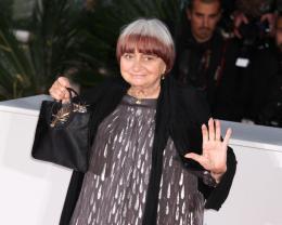 Agnès Varda Cannes 2015 - Photocall des Lauréats photo 3 sur 41
