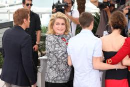 photo 64/107 - La Tête Haute - Cannes 2015 - Emmanuelle Bercot - © Isabelle Vautier pour Commeaucinema.com