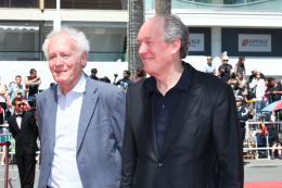 Jean-Pierre Dardenne Tapis Lumière ! - Cannes 2015 photo 9 sur 47