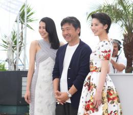 Hirokazu Koreeda Notre petite soeur - Cannes 2015 photo 1 sur 8