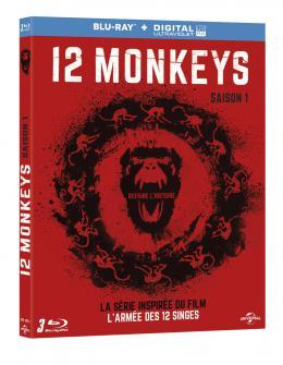photo 19/19 - 12 Monkeys - Saison 1 - © Universal Pictures Video