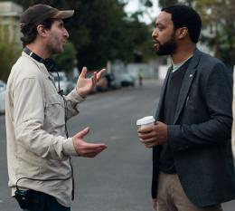 photo 111/139 - Billy Ray, Chiwetel Ejiofor - Aux Yeux de Tous - © Universal Pictures International France